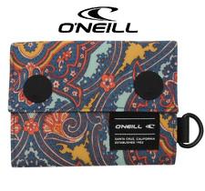 New O'NEILL Branded Mens/Boys Wallet Pocketbook Money Coin/Card Holder Purse
