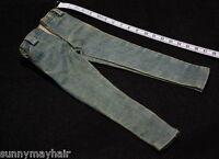 """1/6 Male Retro Blue Jeans Pants Accessories Fit 12"""" M33 Phicen TBLeague Figure"""