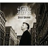 Mr Love And Justice,Artist - Billy Bragg, in New condition CD