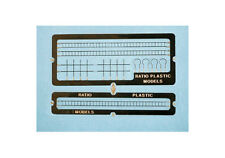Signal Laddering (etched brass) - N gauge Ratio 218 Free Post F1