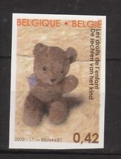 (*) BELGIE ONGETAND OBP nrs. 3096/97 ND en 3143 ND, ongetand rugnrs. Cw. € 30,-