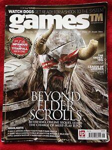 GamesTM Magazine Issue 146 April 2014