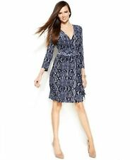 Polyester Work 3/4 Sleeve Dresses for Mini