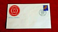 Canada 1980 FDC #856 17c Rehabilitation Unaddressed Mint