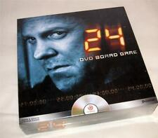 """24"" TV Show DVD Board Game - with Multiple Interactive Storylines - NIB Sealed!"