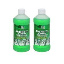 LDN Dr. Fred Summit Wintergreen Arthritis and Sport Rub, 16 oz. Pack of 2
