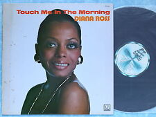 DIANA ROSS Touch Me In The Morning VIP-501 JAPAN LP 100az55