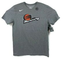 Nike Tee Dri Fit Mens Phoenix Mercury #3 Taurasi Gray Tshirt Large NWT