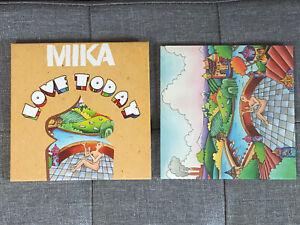 Mika  Cd Single Love Today Promo