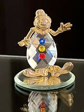 CRYSTAL and GOLD CLOWN on MIRROR