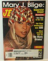 Jet Magazine Back Issue October 1 2001 Mary J. Blige