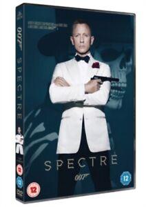 JAMES BOND Spectre DVD *NEW & SEALED - FAST UK DISPATCH*