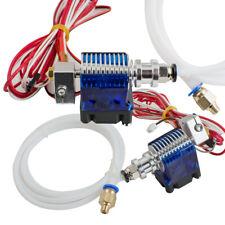 3D Printer Head E3D V6 J-head 1.75mm Filament Bowden Extruder Nozzle PTFE tube