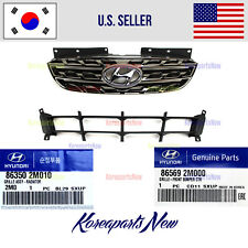 Grille Front Bumper + Grille Center Lower (2 parts) GENESIS COUPE 2009-2011