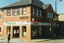 PHOTO  1993 DONCASTER WELDRICKS PHARMACY IN HALLGATE ONE OF A SMALL REGIONAL CHA