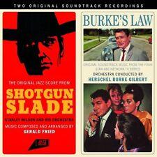 OST/SHOTGUN SLADE/BURKE'S LAW   CD NEW+