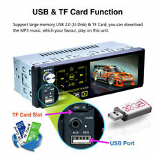 1Din 4.1 inch MP5 player touch HD capacitive screen Car single set MP5 RDS Radio