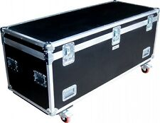 5 x 2 x 2 Road Cable Trunk Swan Flight Case (Hex)