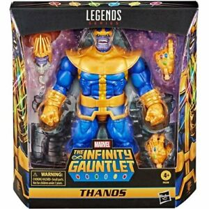 IN STOCK! Marvel Legends Series 6-Inch THANOS Deluxe Action Figure BY HASBRO