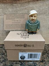 Harmony Kingdom Ball Historical Pot Belly Ernest Hemingway With Box and Card
