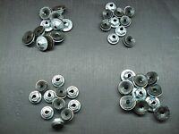 40 GM Buick Chevy Olds quarter door fender belt moulding clip sealer nuts NORS