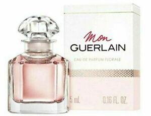 Mon Guerlain by Guerlain Florale Eau de Parfum 5 Ml 0.16 OZ Mini Travel Size NEW