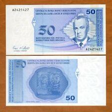 Bosnia-Herzegovina, 50 Convertible Pfeniga, Nd (1998), P-57 Unc