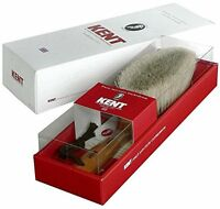 NEW Kent KNC-3422 anti electrostatic Clothes Brush White Made in Japan