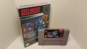 Mega Man & Bass - English SNES Translation NTSC - Megaman and Bass Rockman Forte