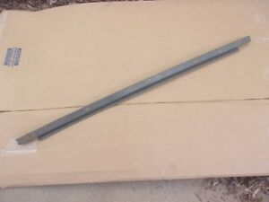 1966-70 Plymouth Dodge B Body Wagon NOS MoPar TAILGATE UPPER GLASS RUN RETAINER