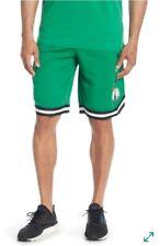 $40 UNK Boston Celtics Men's Size Small Black/Green Stars Basketball Shorts NWT