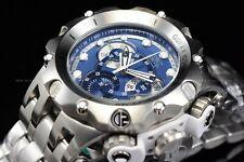 Invicta Men's 51mm Hybrid VENOM Swiss Chronograph Blue Silver 500M Diver Watch