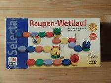RAUPEN-WETTLAUF - Ein prämiertes, zauberhaftes Würfelspiel für die Rasselbande!