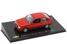 MAG JQ23, CHEVROLET COLLECTION, CHEVROLET KADETT HATCH SL 1.8, 1991, 1:43 SCALE