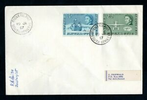 British Antarctic Territory - 1967 Cover Signy Islands, South Orkneys