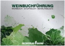 Weinbuchführung|Broschiertes Buch|Deutsch