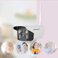 Außen 1080P IP Netzwerk Wlan Kamera Überwachungskamera Funk IR Outdoor EU