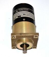 SEQUENTIAL ELECTRIC PS110003 SHAFT ENCODER 30GN-1000-ID-E1S-5V-H1-D3-T1 #141-KH