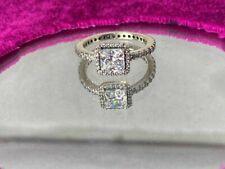 SPOTLESS CONDITION - Pandora Timeless Elegance Silver Ring - 190947CZ