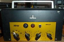 "Klangfilm Siemens 6S ELA 2427C EL84 Tube ""table"" amplifier 10W from 50 s"