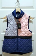 NIKE WOMEN'S AeroLayer Running Vest Medium LightWeight Water resistant NWT