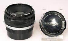 Specifications Olympus  OM-system Zuiko Auto-1:1 Macro 80mm F4   lens.