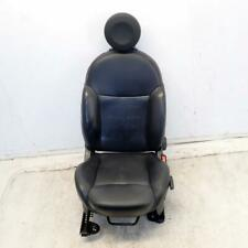 Leather Seat Front Drivers (Ref.1200) Fiat 500 1.2