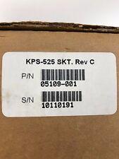 Keri Kps-525 Power Supply 12vdc, 2.3a, Battery Read