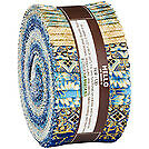 Imperial Collection Indigo by Hyun Joo Lee (40) 2.5 inch Roll Up Jelly Roll