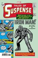 TALES OF SUSPENSE #39 FACSIMILE EDITION / 1ST APP OF IRON MAN NM