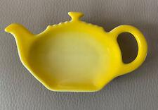 Le Creuset Stoneware Teabag Holder -Soleil