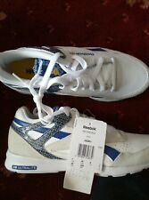 REEBOK    Trainers   Record Mile LEATHER  LAST PAIR SIZE UK 6 EU 39