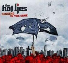 THE HOT LIES Ringing In The Sane CD NEW