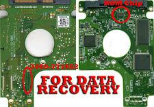 Western Digital WD Scorpio Blue 640GB WD6400BPVT 2060-771692-005 & Firmware Xfer